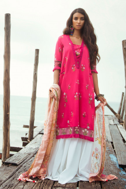 Zara Shahjahan latest festive pret Collection