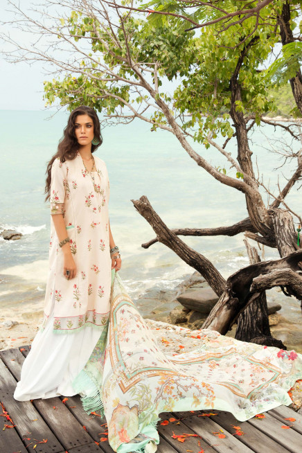 Zara Shahjahan pret eid Collection