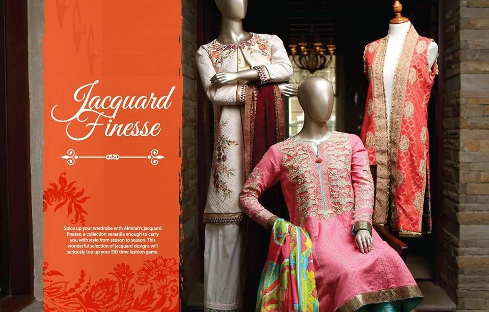 Latest Almirah Latest Fancy Eid Suits