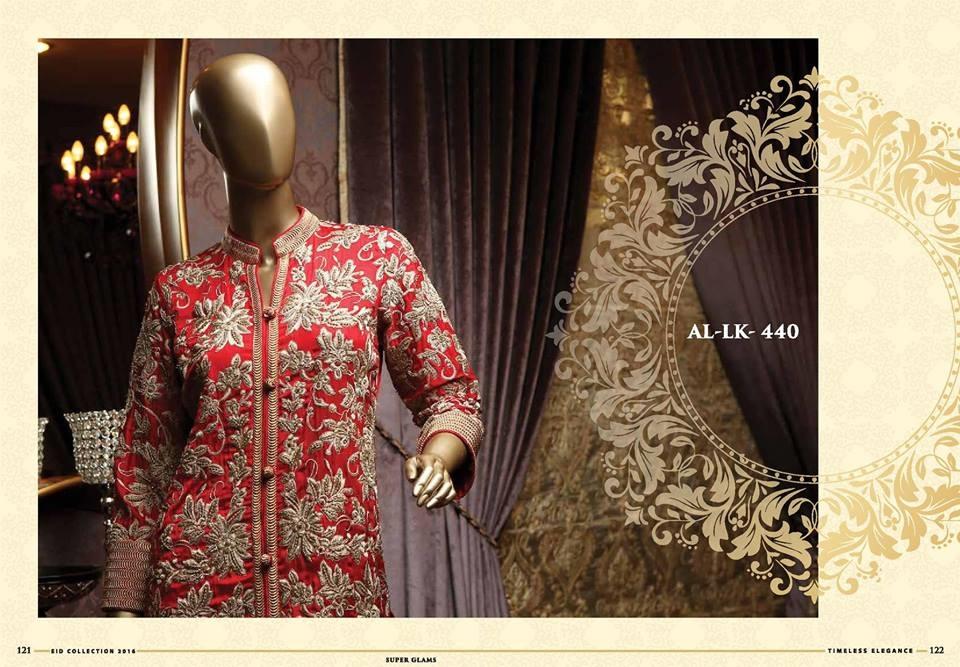 Latest Almirah Fancy Eid Suits collection