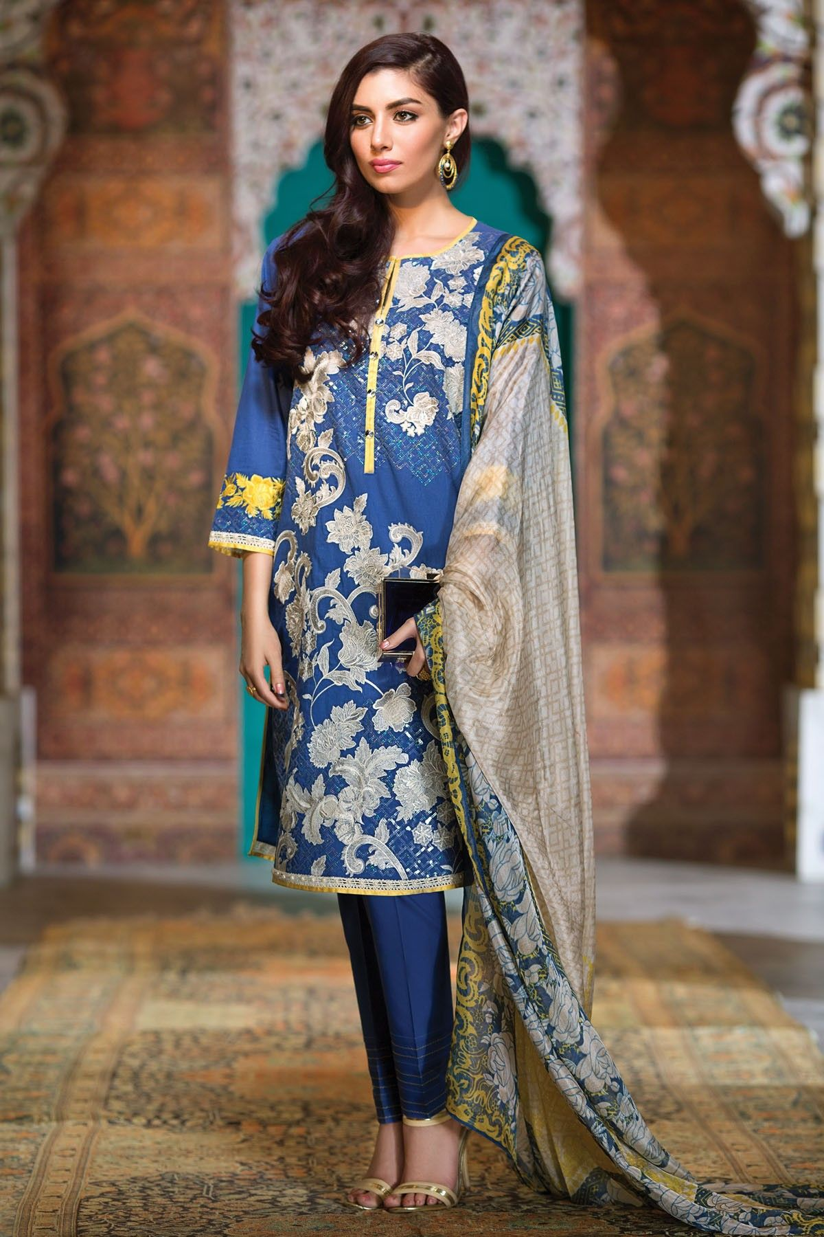 New Khaadi Eid Collection 2021