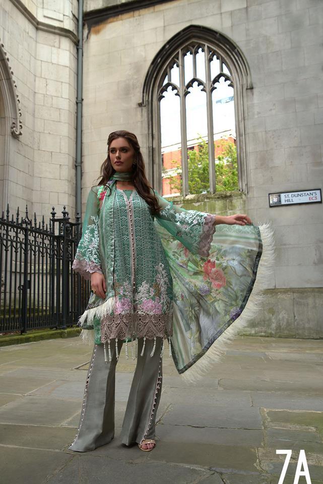 Sobia Nazir Eid Chiffon Latest Dresses Collection