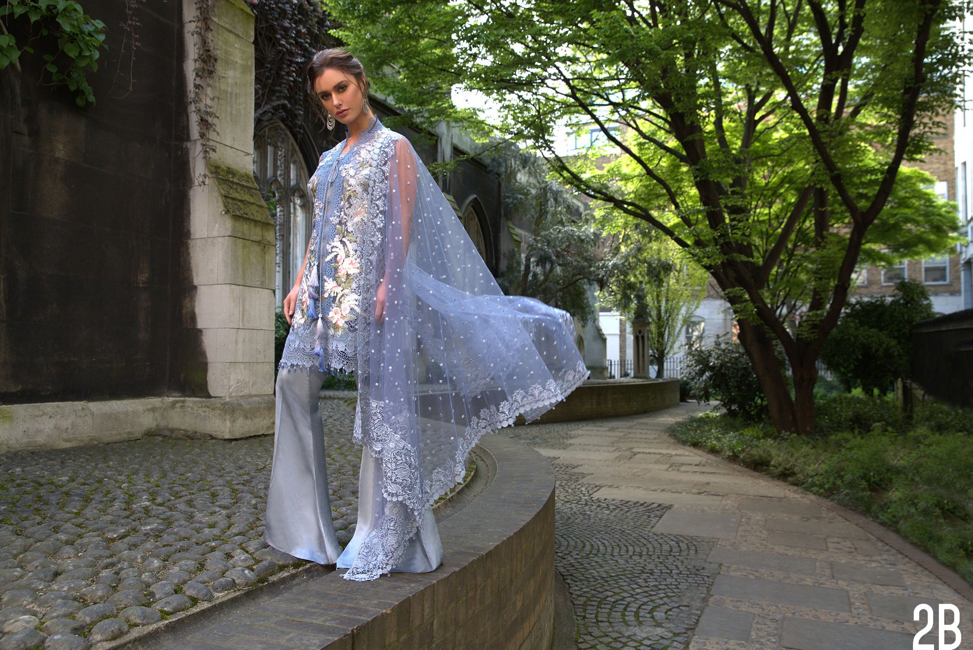 Sobia Nazir Eid latest Chiffon Dresses Collection
