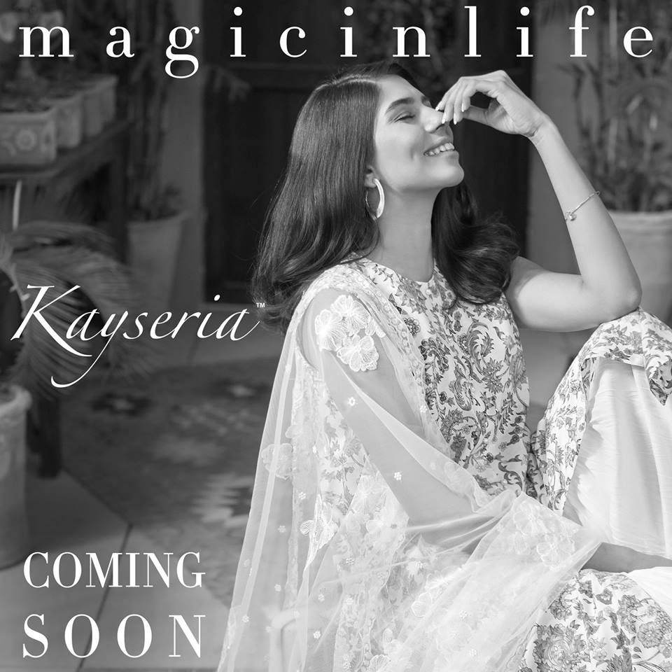 Kayseria Eid Collection 2021