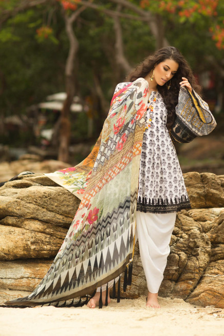 Zara Shahjahan latest eid pret Collection