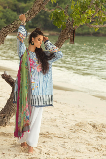 Latest Zara Shahjahan eid pret Collection
