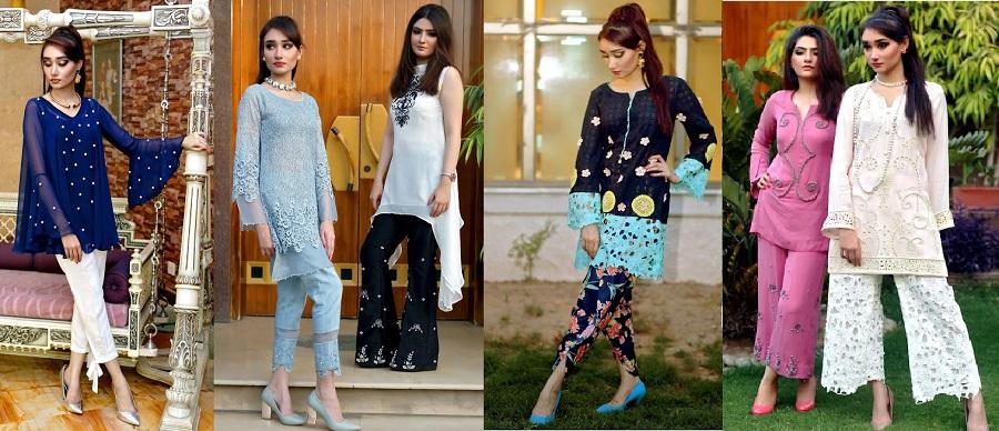 Latest Pakistani Eid Dresses