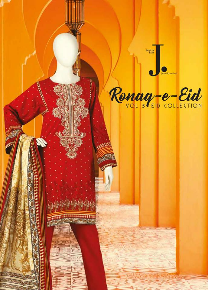 Junaid Jamsheed Festive Collection 2021