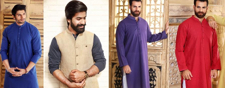 Men Eid Dresses