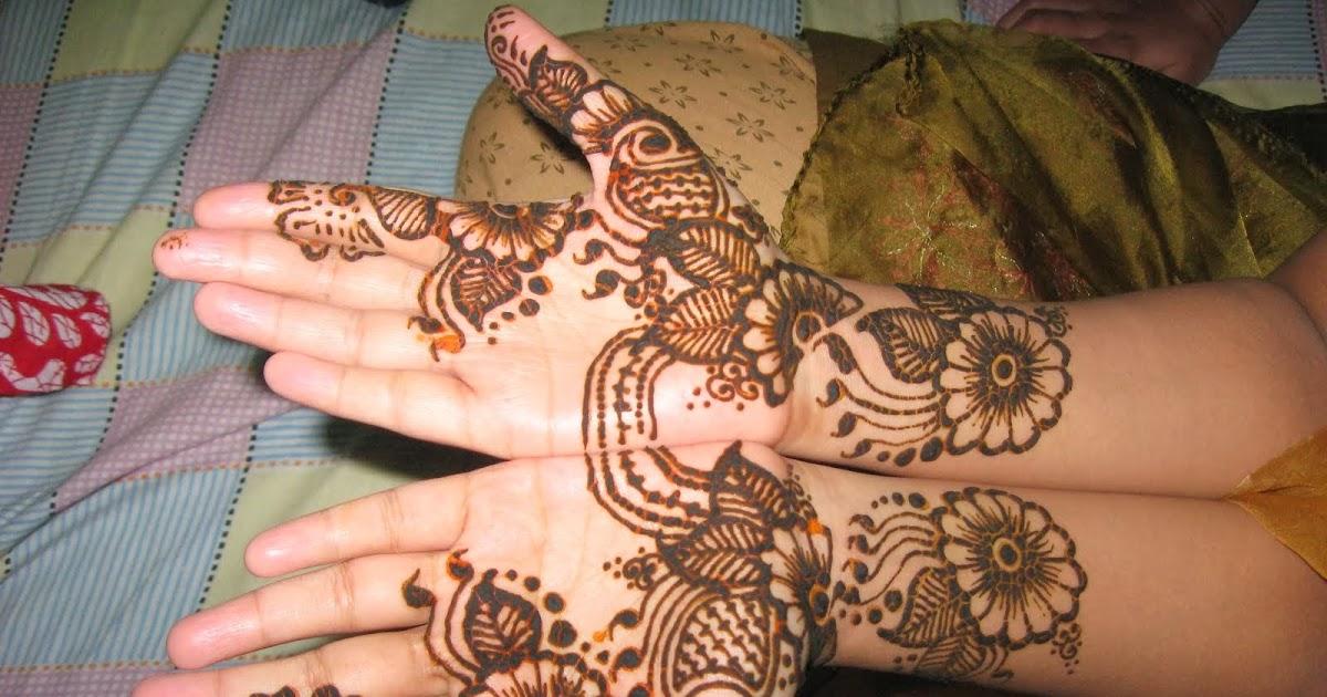 Eid Mehndi Designs Hand Image