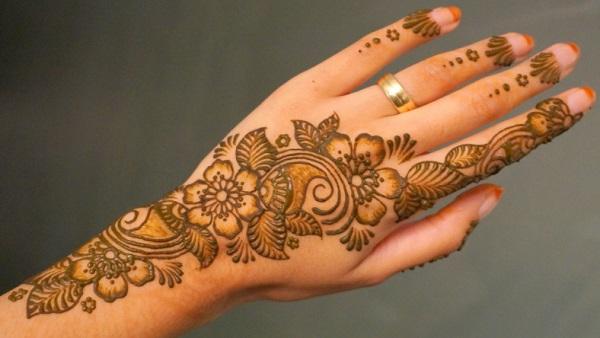 New Eid Mehndi Designs 2021