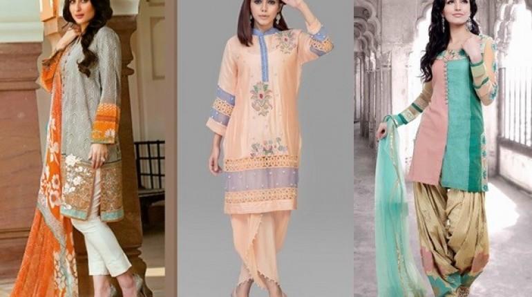 Eid Dresses For Girls 2021