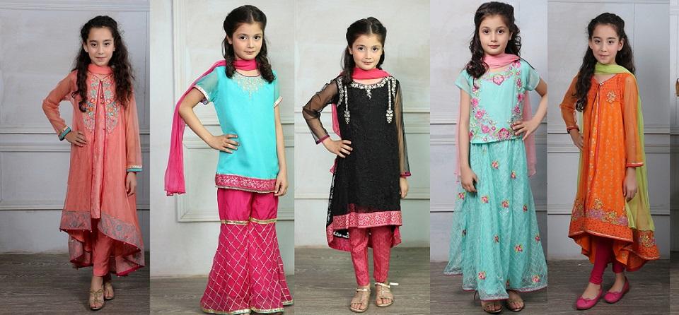 Baby Girl Eid Dresses 2021