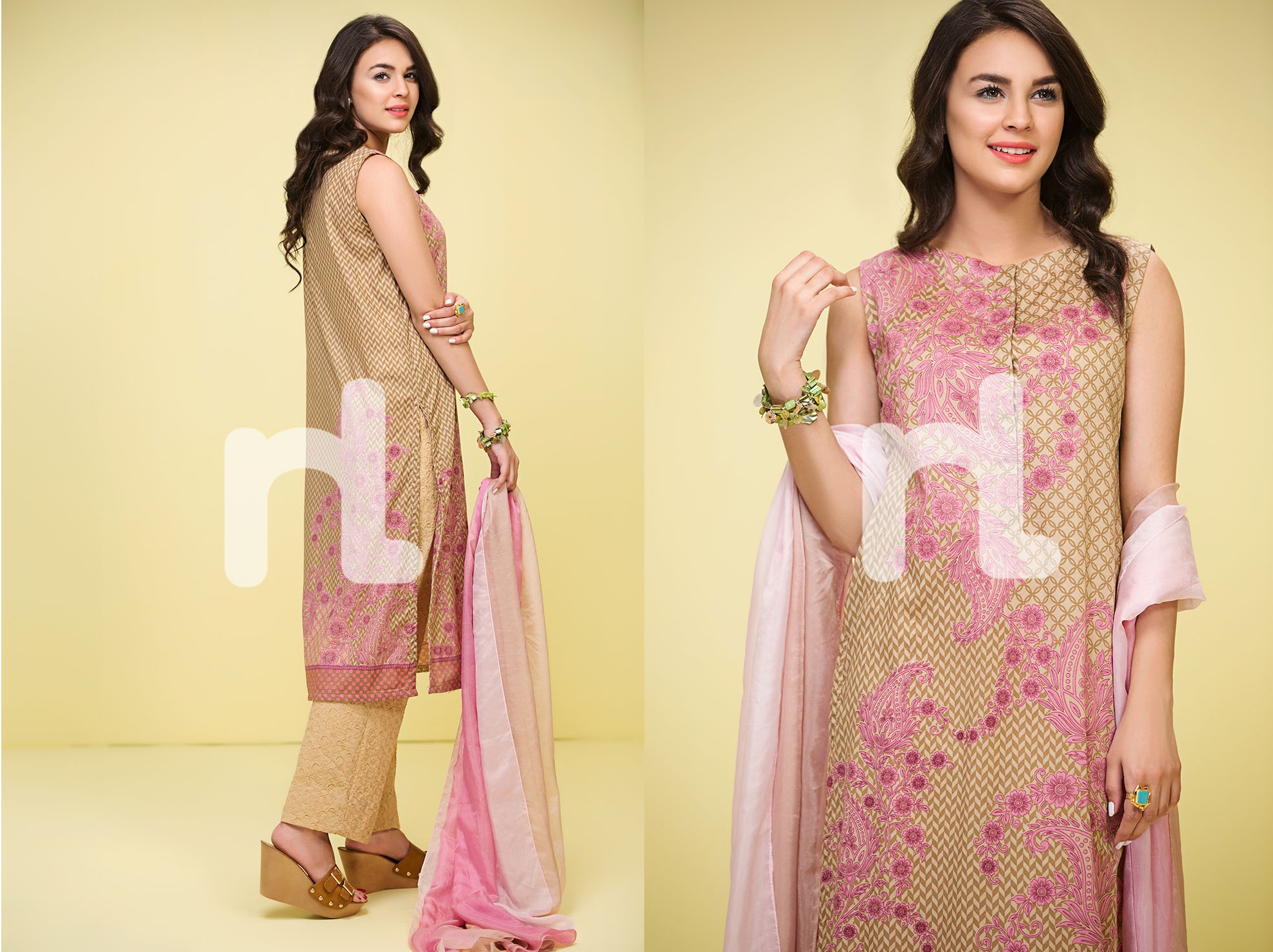 Nishat Linen Eid Collection 2021
