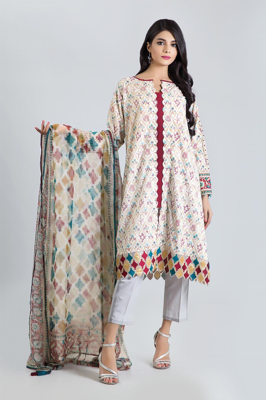 Bonanza Satrangi Eid Collection