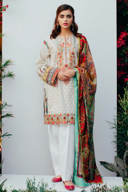 Latest Zara Shahjahan unstitch Collection