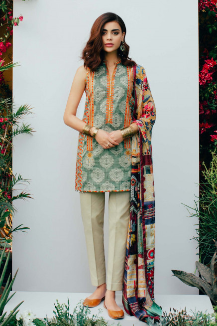 Latest Zara Shahjahan eid unstitch Collection