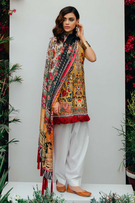 Latest Zara Shahjahan new unstitch eid Collection