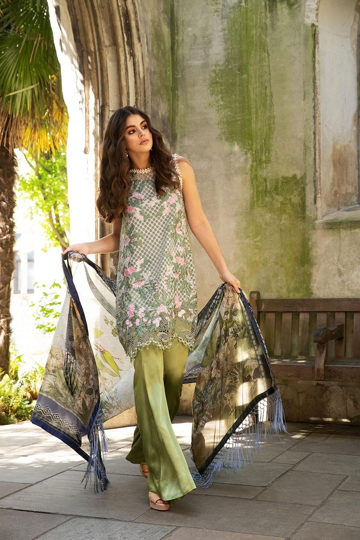 New Sobia Nazir Eid Chiffon Dresses Collection