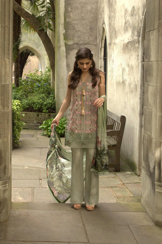 Sobia Nazir Eid Chiffon Dresses Collection