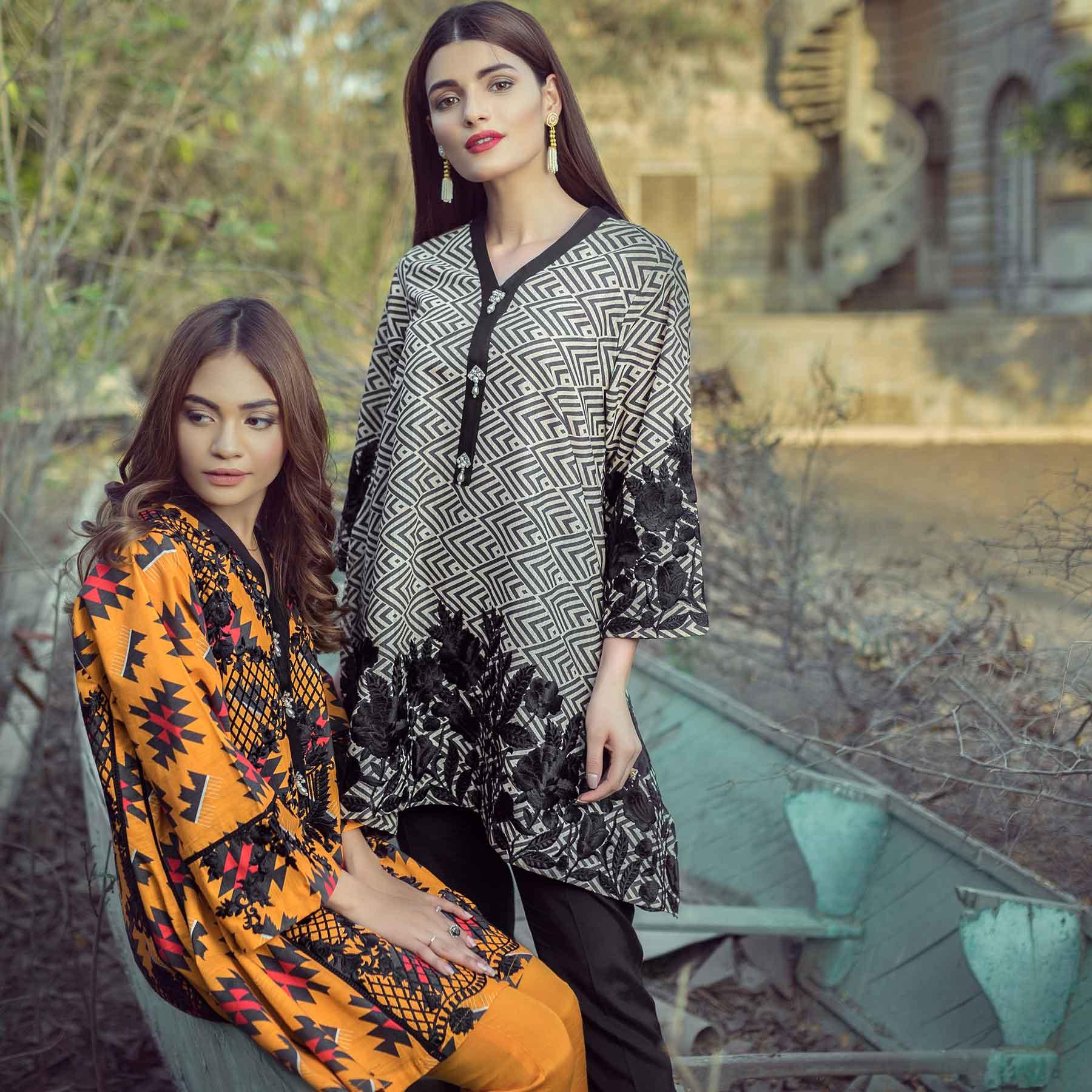 Latest Pakistani Eid Dresses 2021 With Price