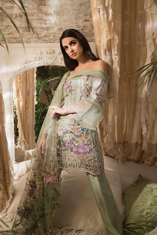 Sobia Nazir Eid unstitch Collection