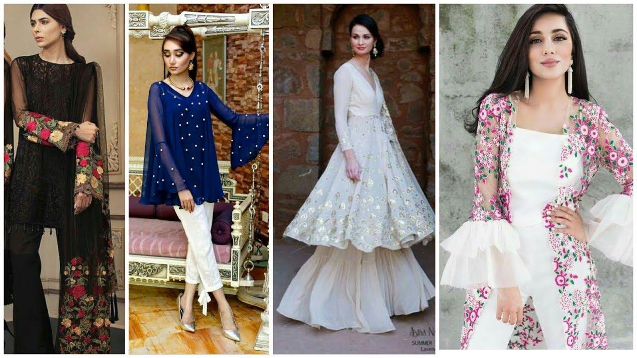 Ladies Eid Dresses 2021