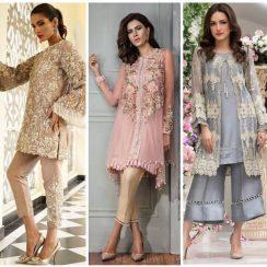 Pakistani Eid Dresses For Girl