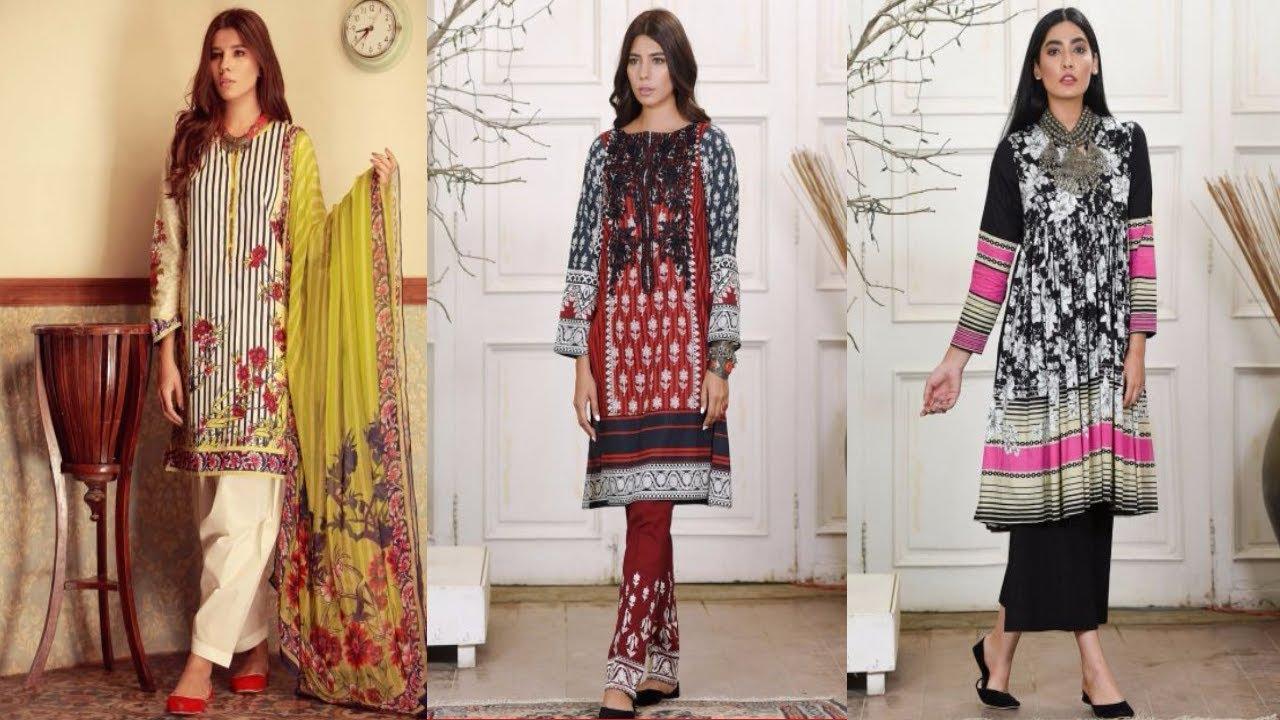 Pakistani Eid Dresses 2021