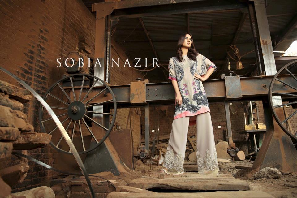 Sobia Nazir Eid Latest Collection 2021