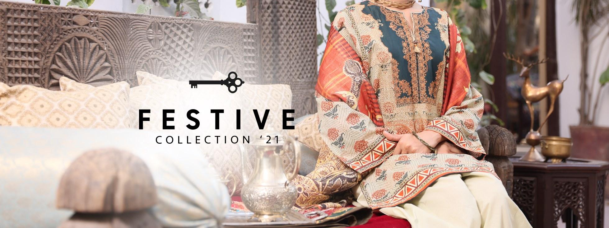 Almirah Eid New Collection