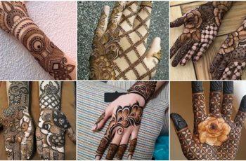 Simple Eid Mehndi Designs For Hands