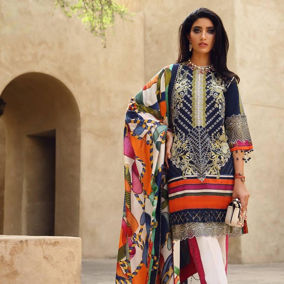 Faraz Manan latest festive Collection