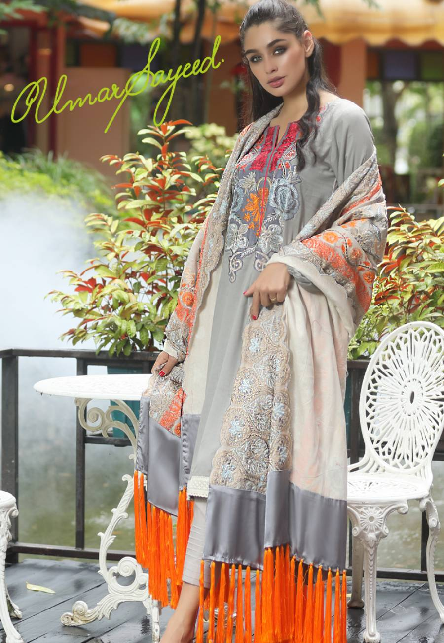 Latest Umar Sayeed Summer Eid Collection