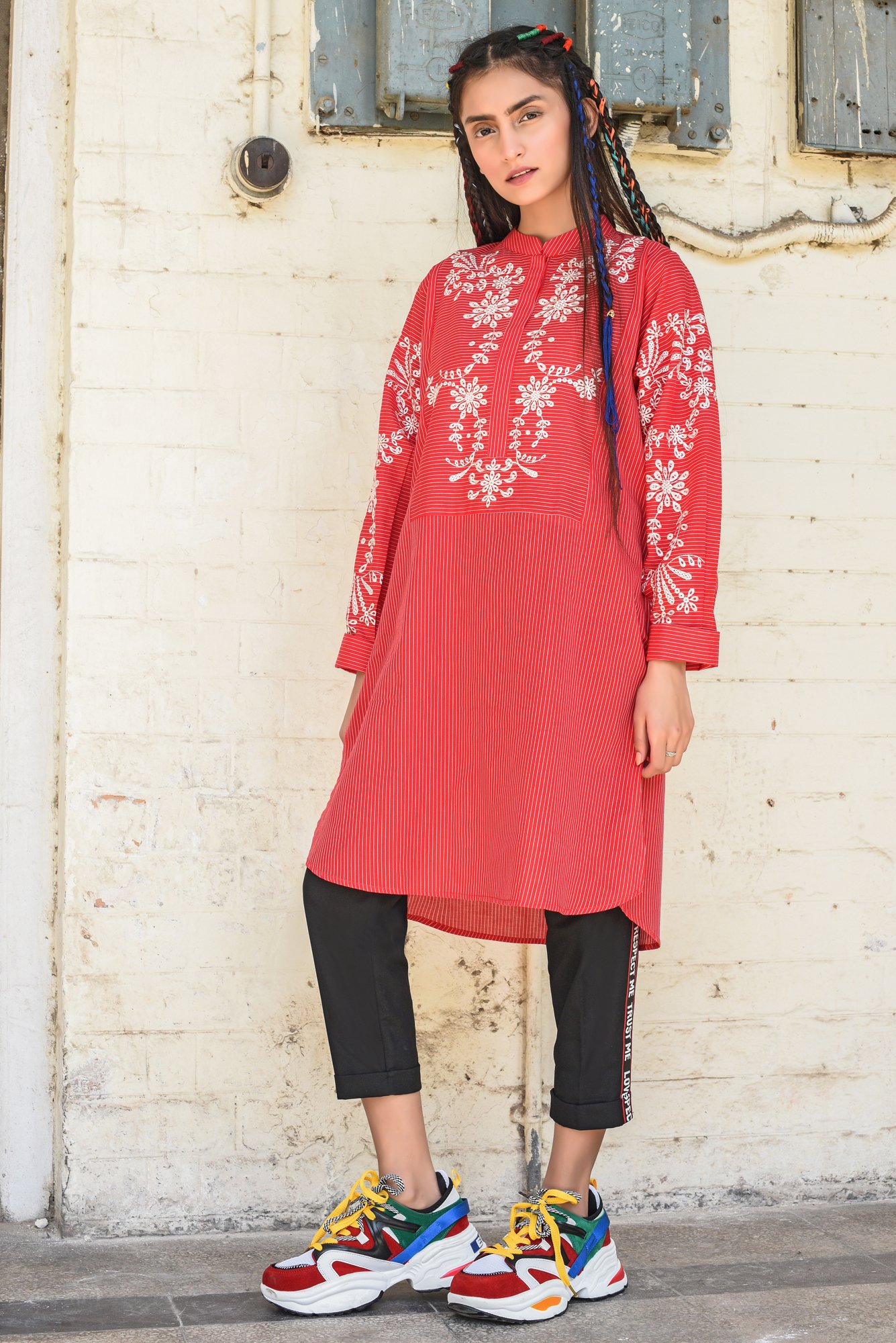 Outfitters Eid Collection 2021