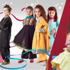 Pakistani Eid Dresses Latest collection 2021