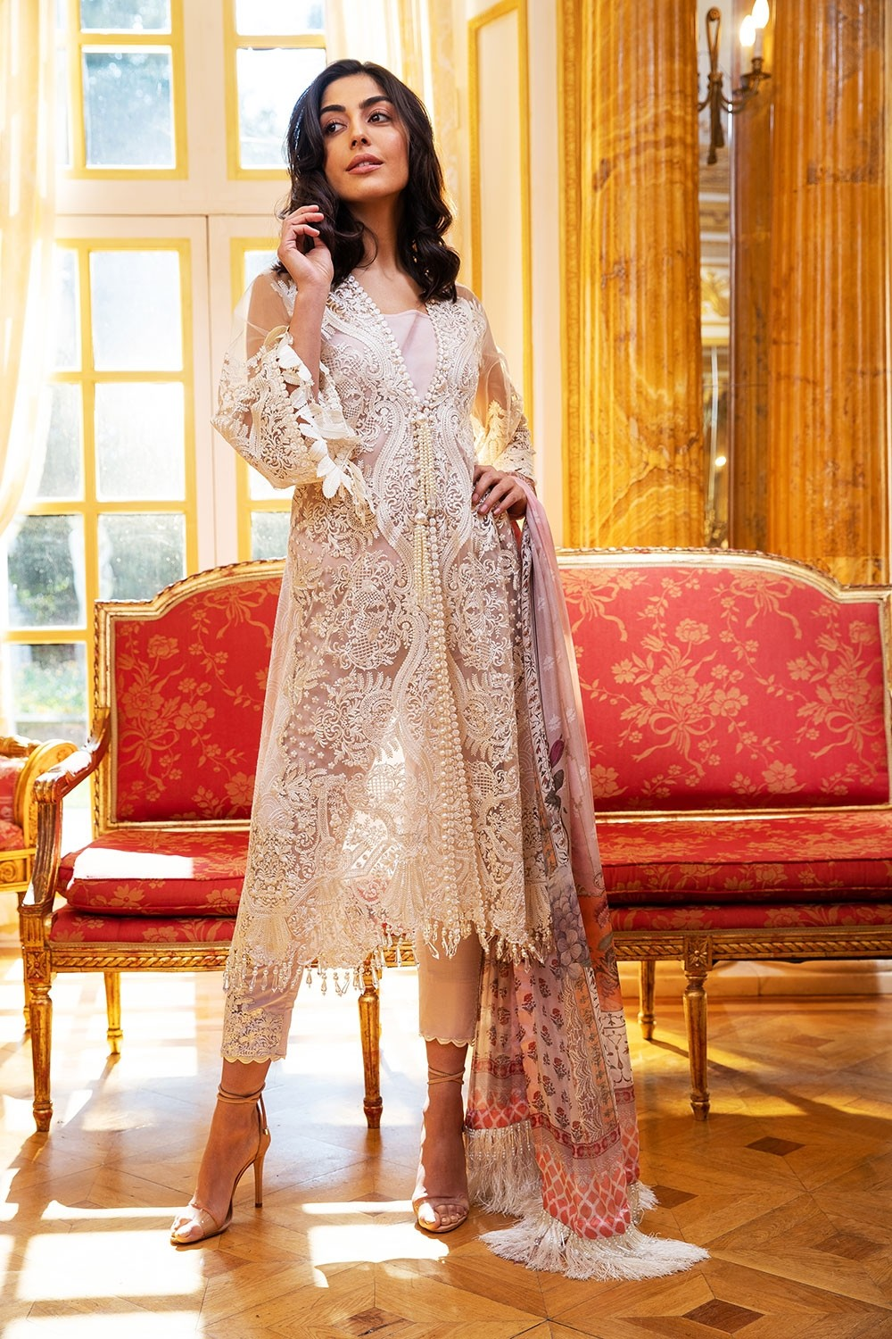 Lateest Sobia Nazir festive Collection