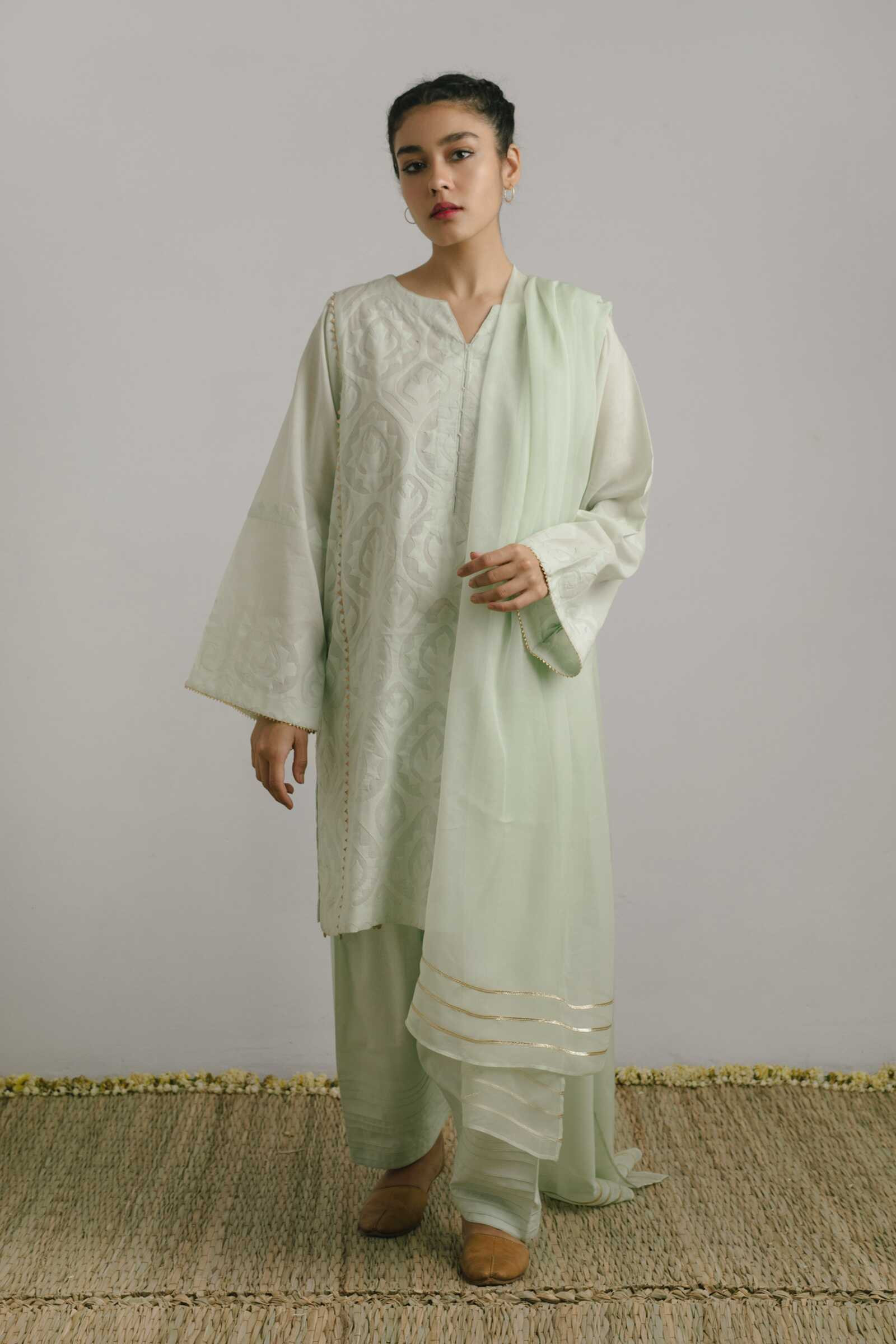 Latest Zara Shahjahan la feista Collection
