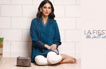 Sana Abbas Latest Festive Collection