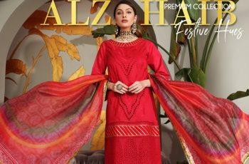 Al Zohaib Textile festive Collection