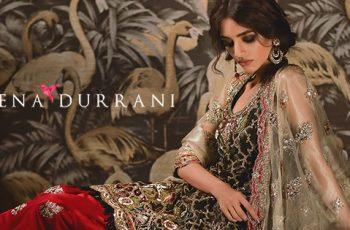 Tena Durrani Eid Collection