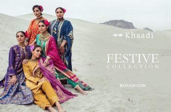 Khaadi Festive Latest Collection