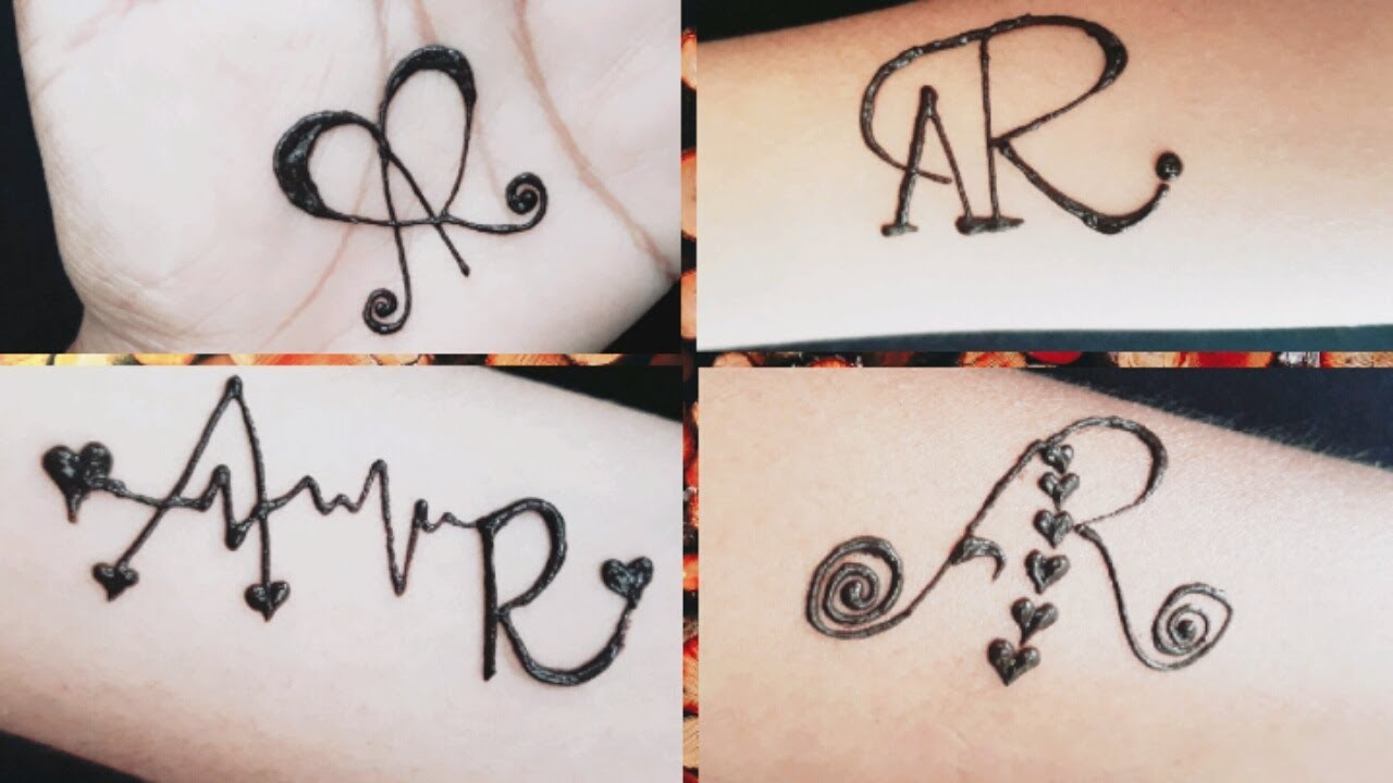 Henna Name of Loved one