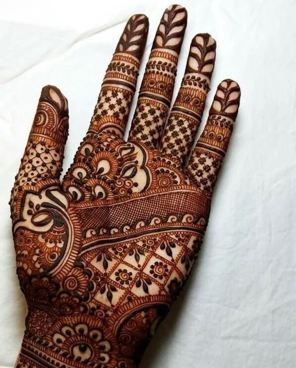 Latest design front hand for raksha bandhan