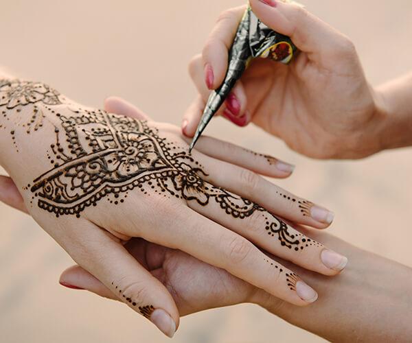 Latest Henna Tatto Design