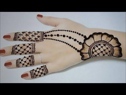 Latest Mehndi Designs Holi
