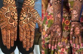 Mehndi Designs For karva Chauth
