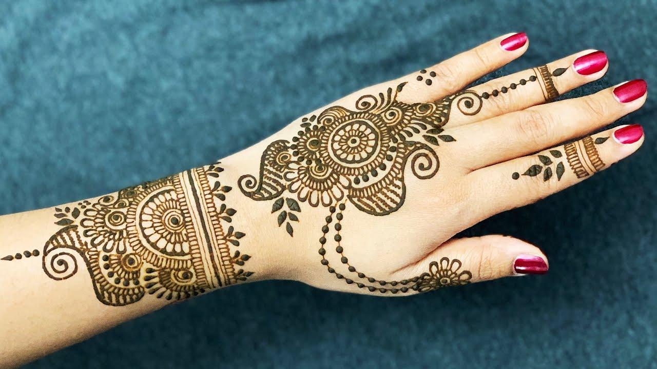 Raksha Bandhan Mehndi design