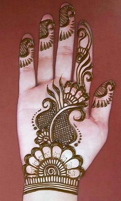 Raksha bandhan latest front hand design