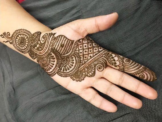 Latest Pakistani mehndi Designs For Hands